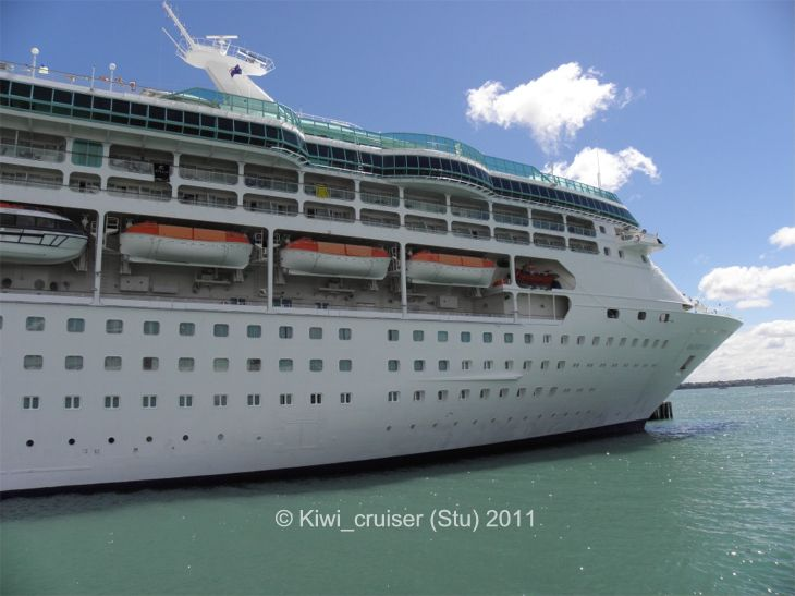 Photos Of Four Cruise Ships In Auckland  Cruise Critic